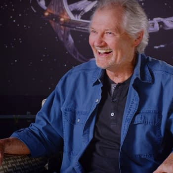 Andrew Robinson Chats Deep Space Nine Garak What We Left Behind Documentary