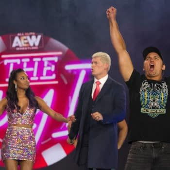 Alexandria Ocasio-Cortez is All In with AEW and Cody Rhodes
