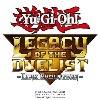 Yu-Gi-Oh! Legacy of the Duelist Link Evolution Will Get a Physical Release