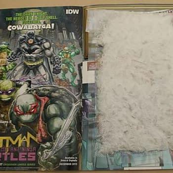 DC Comics Used to Smuggle Crystal Meth into Australia