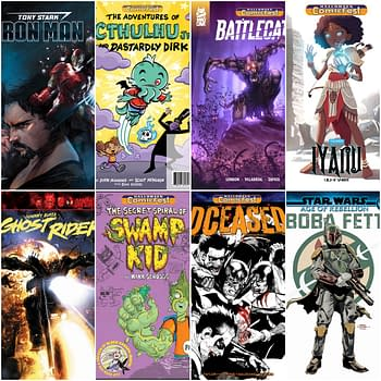 28 Free Comics for Halloween ComicFest on Saturday October 26th 2019