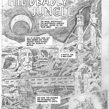 John Byrne Wont Let Marvel Publish His X-Men Fan-Fic Comic Elsewhen