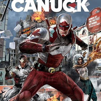 Separated at Birth: John Gallagher Captain Canuck and Sideshow Collectibles