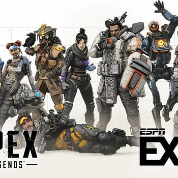 ESPN Will Host Apex Legends Competitions at 2019 ESPYS and X Games