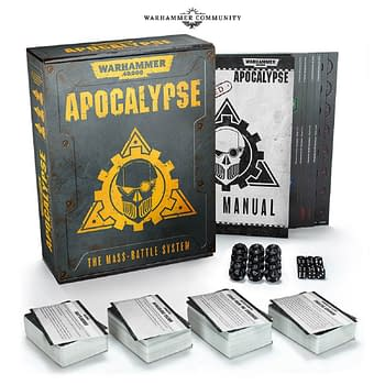 Warhammer 40000: Apocalypse Returning to a Table Near You