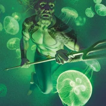 """Black Manta Makes Late Father's Day Plans with Dead Dad in September's """"Aquaman #52"""""""