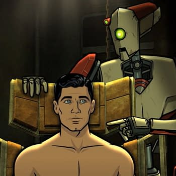 Archer 1999 S10 Ep 02: Happy Borthday Forgot the Greatest Gift of All (REVIEW)