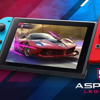 Gameloft Previews Asphalt 9: Legends Coming To Switch at E3