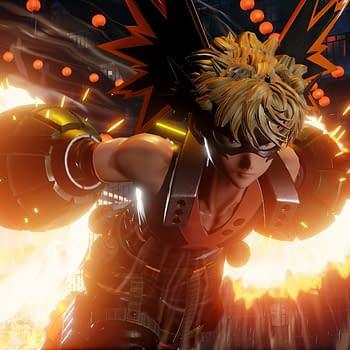 Bandai Namco Reveals Bakugo of My Hero Academia in Jump Force