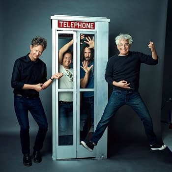 Bill &#038 Ted Face the Music Casts Wounded Warriors as Extras