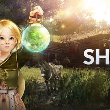 The Black Desert Shai Character Class Will Go Live on June 26th