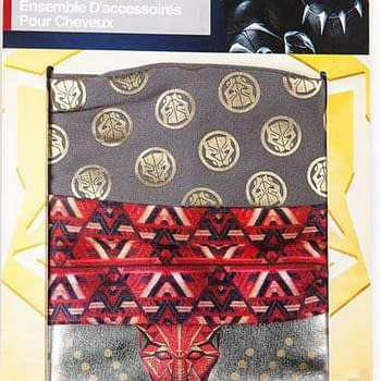 Marvel Vs Khrya Faith Wharton Over Crown Of Wakanda Trademark