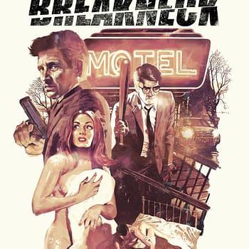 "Review – ""Breakneck"": Titan Books' Graphic Novel of Duane Swierczynski's Buddy Comedy-Thriller"