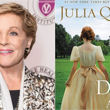 Julie Andrews Joins Shondalands Bridgerton Novels Series for Netflix