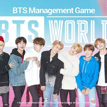 Netmarble Releases Mobile Game BTS World Today on iOS and Android