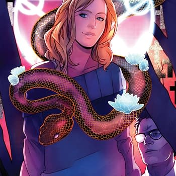 BOOM Teases Top Secret Buffy Comic for Hellmouth Crossover via Variant Covers