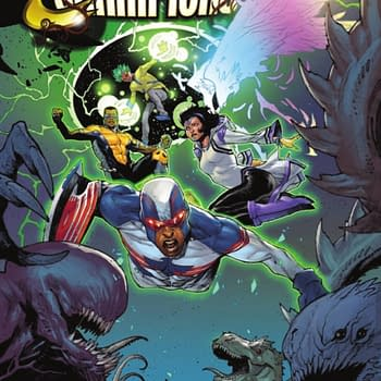 The Menace of Youth in Champions #6 (Preview)