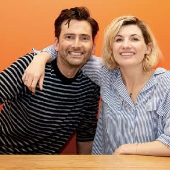 """""""Doctor Who"""": Jodie Whittaker, David Tennant Team Up for An Important Mission"""