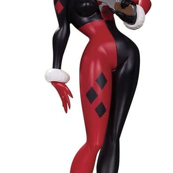 Would You Pay DC $5200 For a Harley Quinn Life-Size Statue That Comes In Five Pieces