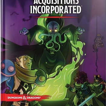 Review &#8211 Dungeons &#038 Dragons: Acquisitions Incorporated Sourcebook