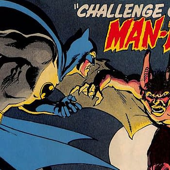 Man-Bat Detective Comics #400 and What Really Ended The Silver Age