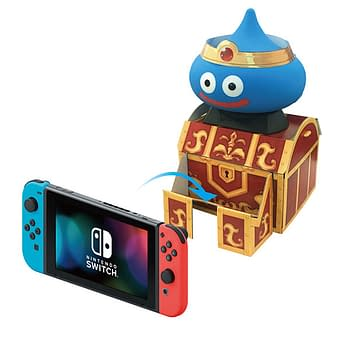 """Square Enix Is Releasing a Japanese """"Dragon Quest"""" Slime Switch Controller"""