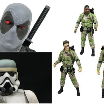 Diamond Select is Bringing a TON of Exclusives to SDCC This Year