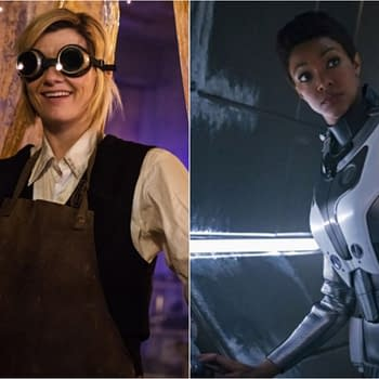 Star Trek: Discovery/Doctor Who Crossover Christmas Special: The Gift That Keeps on Giving [OPINION]