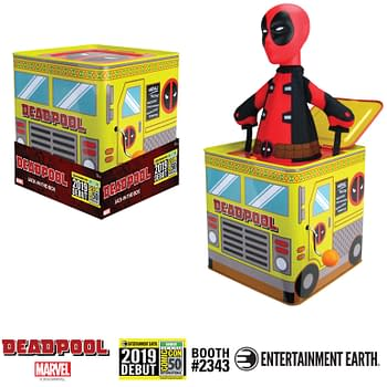EXCLUSIVE: Entertainment Earth SDCC 2019 Exclusive Deadpool