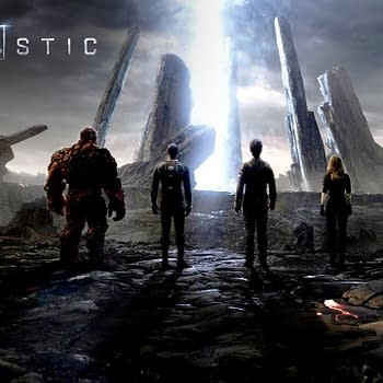 We ALMOST Had a Very Different Fantastic Four Movie in 2015