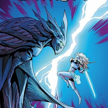 Fathom #2 Is Worth the Read but May Confuse Newer Fans
