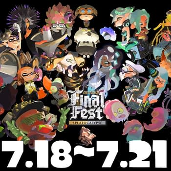 Nintendo Announces One Last Splatoon 2 Major Splatfest