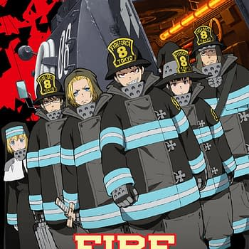 Fire Force Fires Up Crunchyroll Summer Lineup