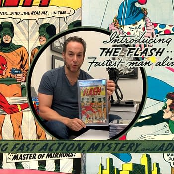 The Flash Green Lantern and the Art of the Vintage Reboot
