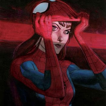 In September Mary Jane Watson is Your Friendly Neighborhood Spider-Man