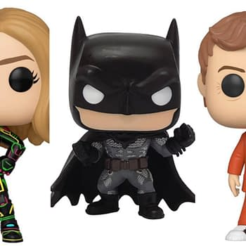 Funko Round-Up: Batman: Damned Captain Marvel and Jason Blum