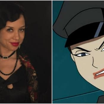 Titans Season 2: Natalie Gumede Cast as Mercy Graves Lex Luthors Bodyguard/Assistant