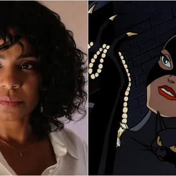 Harley Quinn: DC Universe Casting Sanaa Lathan as Catwoman a Purrr-fect Decision