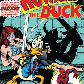 3 Classic Comic Book Ad Pages from the Howard the Duck #1 Facsimile Edition