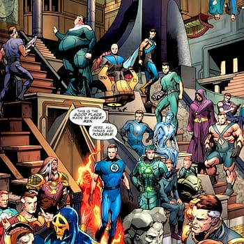 Jason Latour and Bryan Hitch Assemble the Interdimensional Council of Lex Luthors in Year of the Villain One-Shot