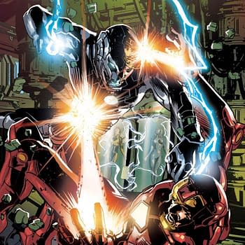 Marvel Comics Reveals Its Ultron Agenda For Tony Stark: Iron Man in September