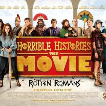 Horrible Histories: Rotten Romans Gets a New Trailer, and Some New Faces