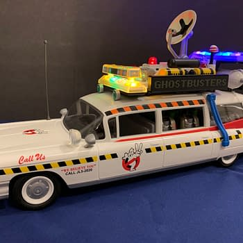 Ghostbusters 2 Ecto-1 From Playmobil is a Fans Dream Toy