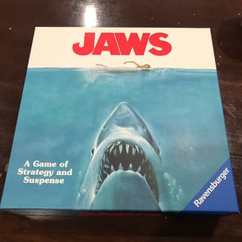 Review: Jaws The Board Game by Ravensburger