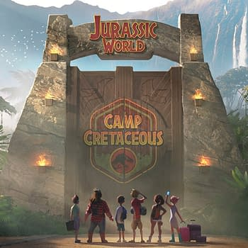 Netflix DreamWorks Animation Announce Jurassic World: Camp Cretaceous Series