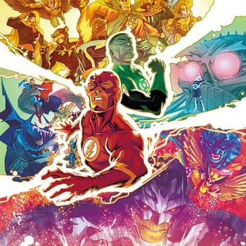 Frankensteining DC Comics September 2019 Solicitations