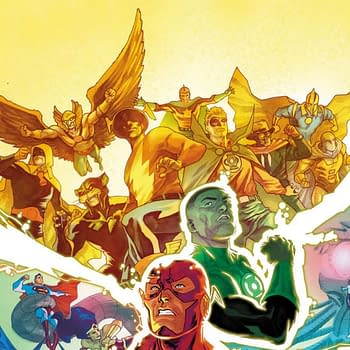 Scott Snyder Brings Back The Justice Society of America in September