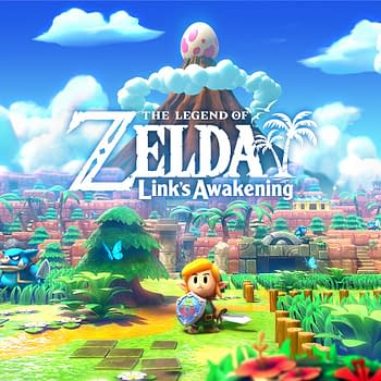 Nintendo Shows Off More Of The Legend Of Zelda: Links Awakening