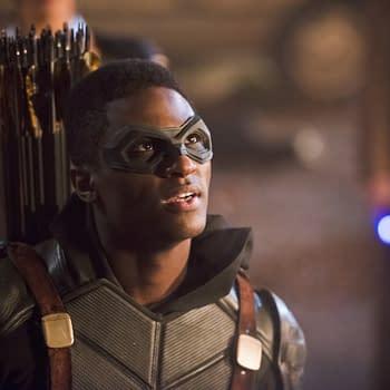 Arrow Season 8: Joseph-David Jones Connor Hawke Upped to Series Regular for Final Season