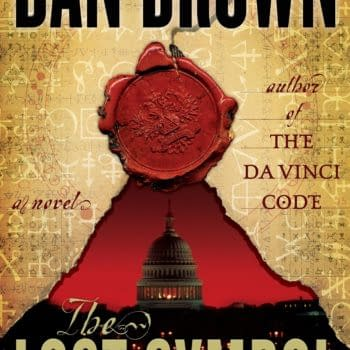 The cover to The Lost Symbol by Dan Brown (Image: Doubleday)